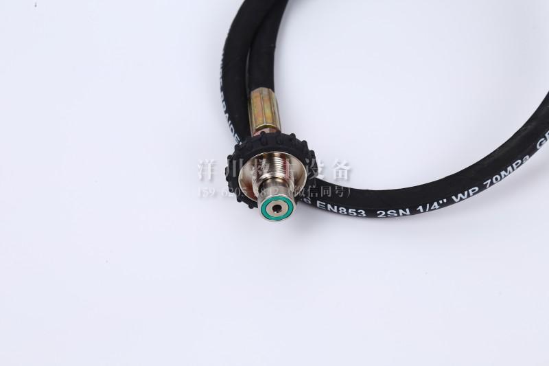 高压充气管